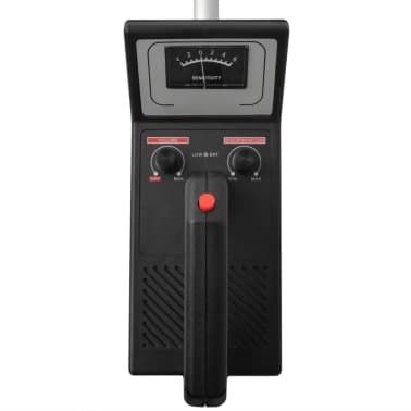 vidaXL Detektor kovin z lopato 160 cm[4/7]