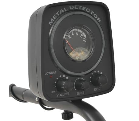 vidaXL Metalldetektor mit LED-Anzeige 300 cm[4/6]
