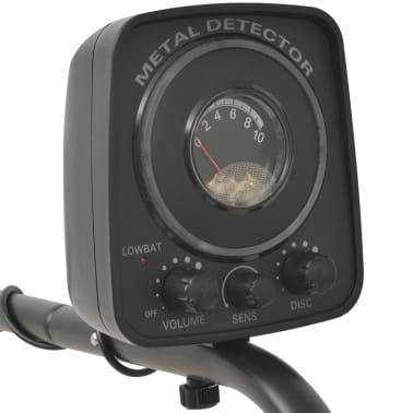 vidaXL Détecteur de métaux avec voyant LED 300 cm[4/6]