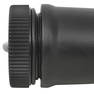 vidaXL Pinpointer metalldetektor svart[4/5]