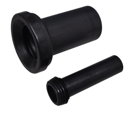 vidaXL Verborgen hoge stortbak 11 L 41x41x(110-125)cm[5/7]