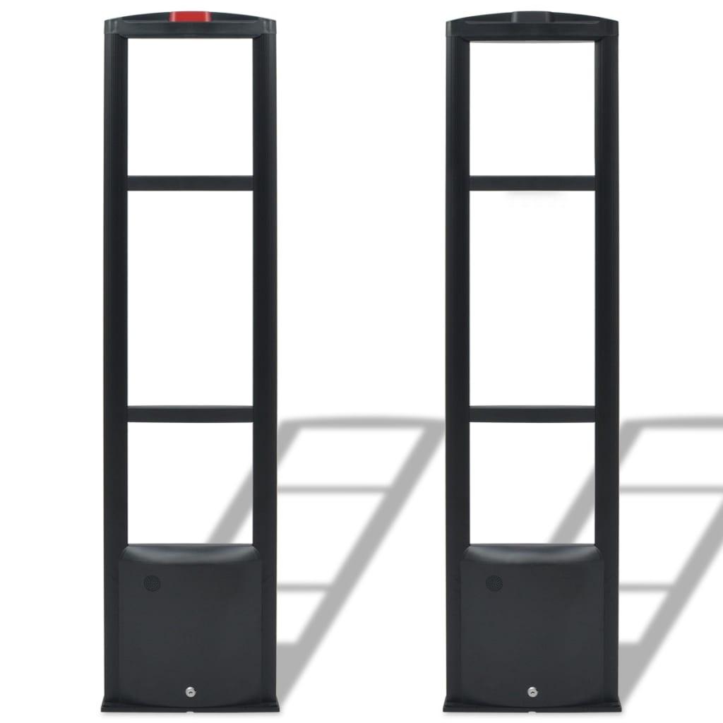 Saatja ja vastuvõtjaga RF-antennisüsteem 8,2 MH..