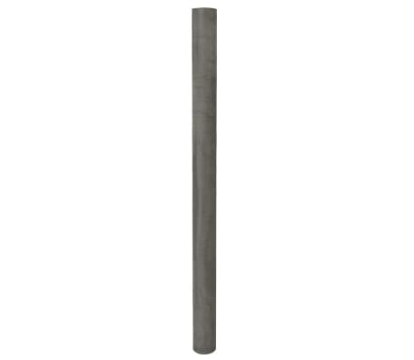 vidaXL Mesh Screen Stainless Steel 150x500 cm Silver