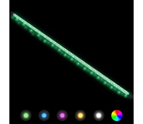 vidaXL LED Beleuchtung für Gabionen 23,5 W 120 cm