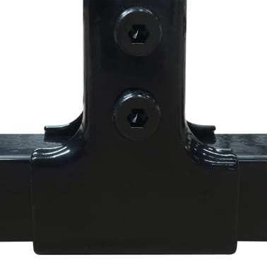 vidaXL Vzdržljiv zunanji pasji boks 120x120 cm[3/4]