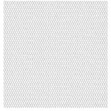 vidaXL Valla alambrada de jardín acero inoxidable 100x85 cm 45x20x4 mm