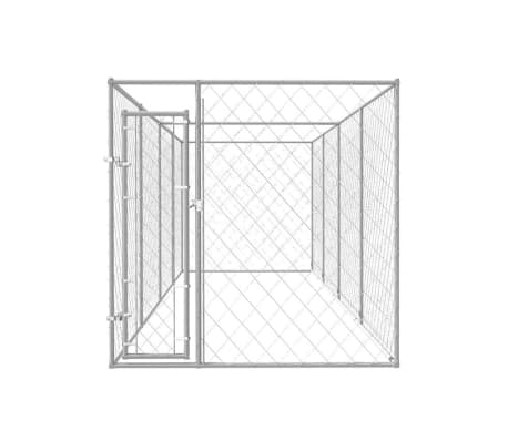 vidaXL Outdoor Dog Kennel 25'x6'[2/4]