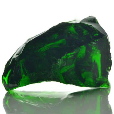 vidaXL Akmenys gabionui, stiklas, žalia spalva, 60-120 mm, 25 kg[6/8]