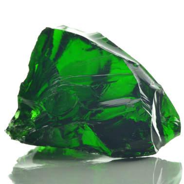 vidaXL Akmenys gabionui, stiklas, žalia spalva, 60-120 mm, 25 kg[7/8]