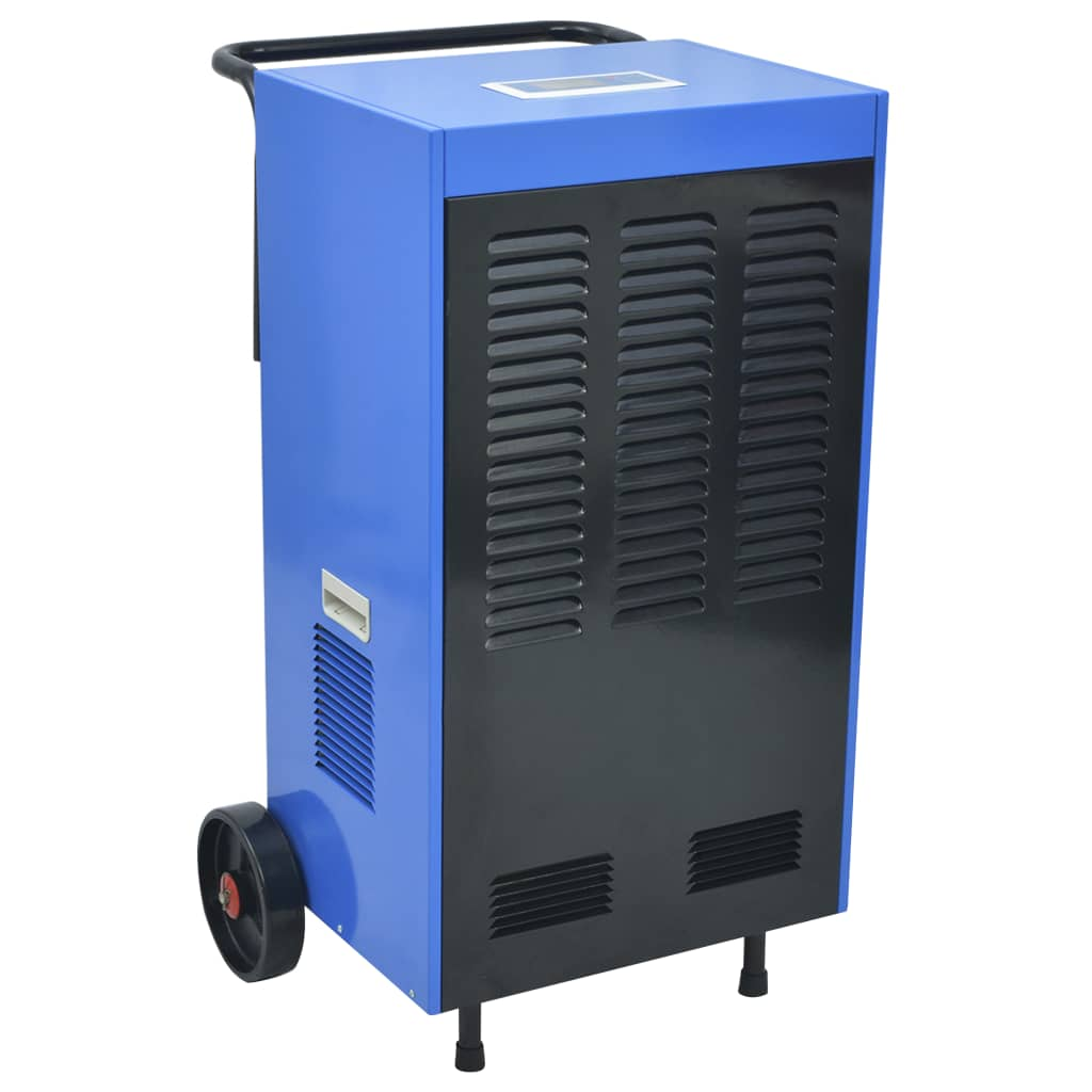 vidaXL Dezumidificator cu sistem dezghețare cu gaz cald 158L/24h 1540W poza 2021 vidaXL