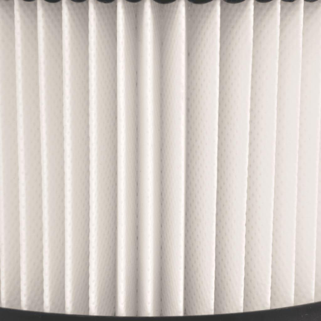 3 stk hepa filter f r aschesauger kaminsauger waschbar ersatzfilter staubsauger ebay. Black Bedroom Furniture Sets. Home Design Ideas