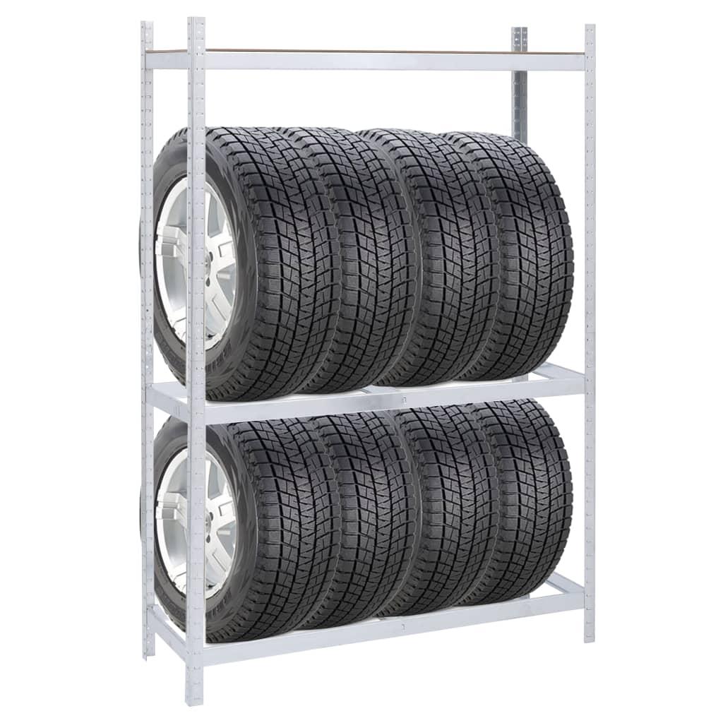 999142361 Reifenregal 795 kg Stahl