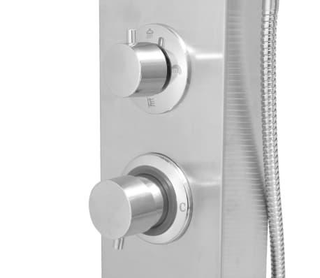 vidaXL bruserpanelsystem i rustfrit stål firkantet[8/9]