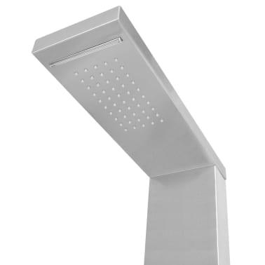 vidaXL bruserpanelsystem i rustfrit stål firkantet[4/9]