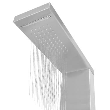 vidaXL bruserpanelsystem i rustfrit stål firkantet[6/9]