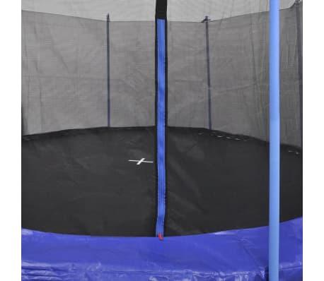 vidaXL Ensemble de trampoline 5 pièces 4,57 m[4/6]