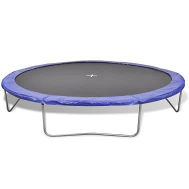 vidaXL Ensemble de trampoline 5 pièces 4,57 m[2/6]