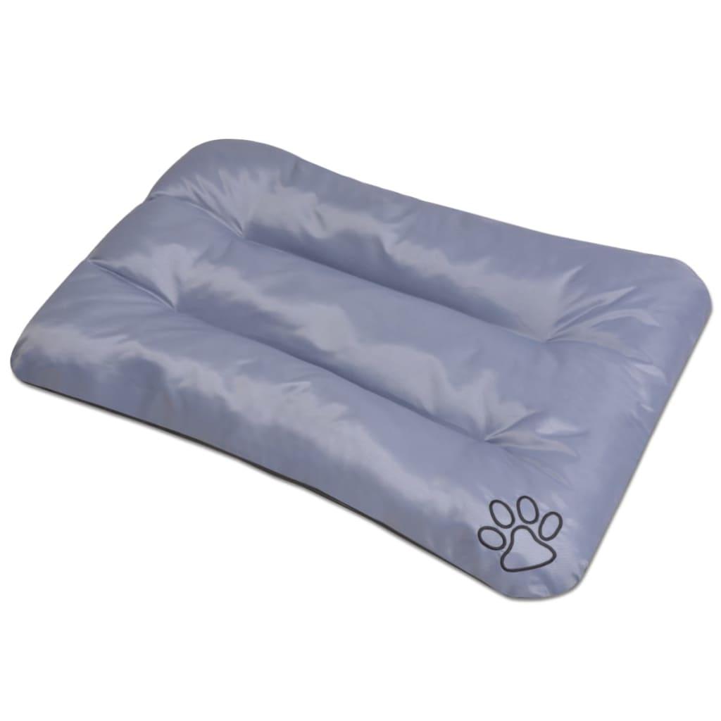 Psí matrace, velikost XXL, šedá