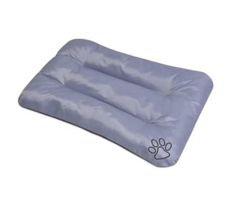 acheter vidaxl matelas pour chiens taille xxl gris pas cher. Black Bedroom Furniture Sets. Home Design Ideas