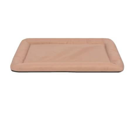 acheter vidaxl matelas pour chiens taille s beige pas cher. Black Bedroom Furniture Sets. Home Design Ideas