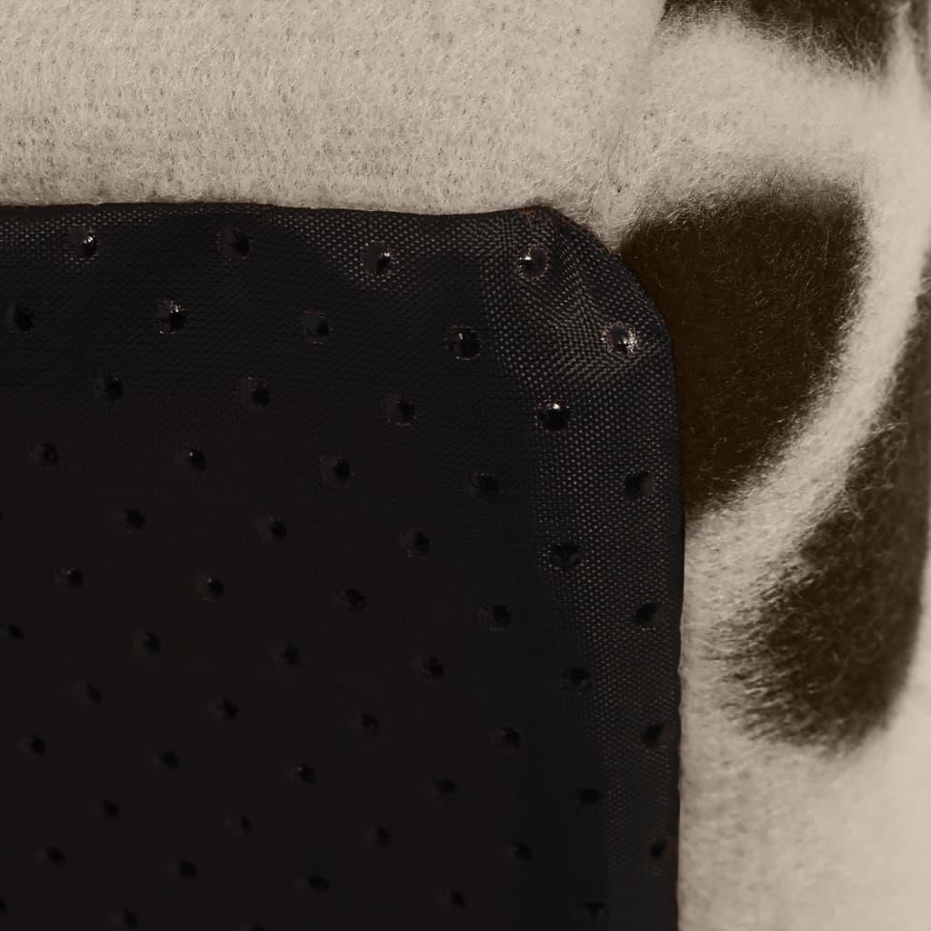 vidaXL Pelíšek pro kočku, velikost L, béžová