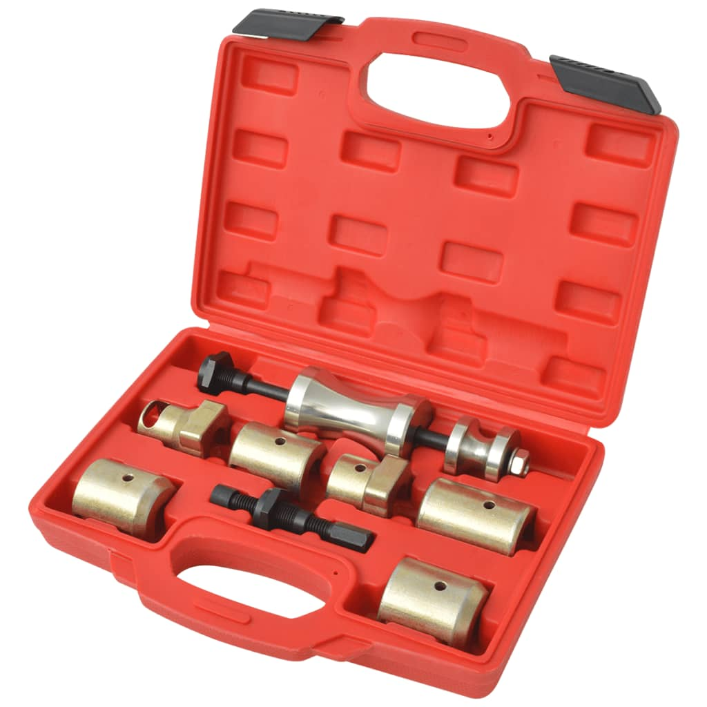 vidaXL Set de extragere a brațelor ștergătorului de parbriz, opt piese vidaxl.ro