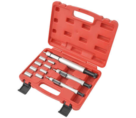 vidaXL 11 Piece Clutch Alignment Tool Set