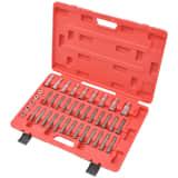 vidaXL Kit de instalare pentru bare comprimate/amortizoare, 39 piese