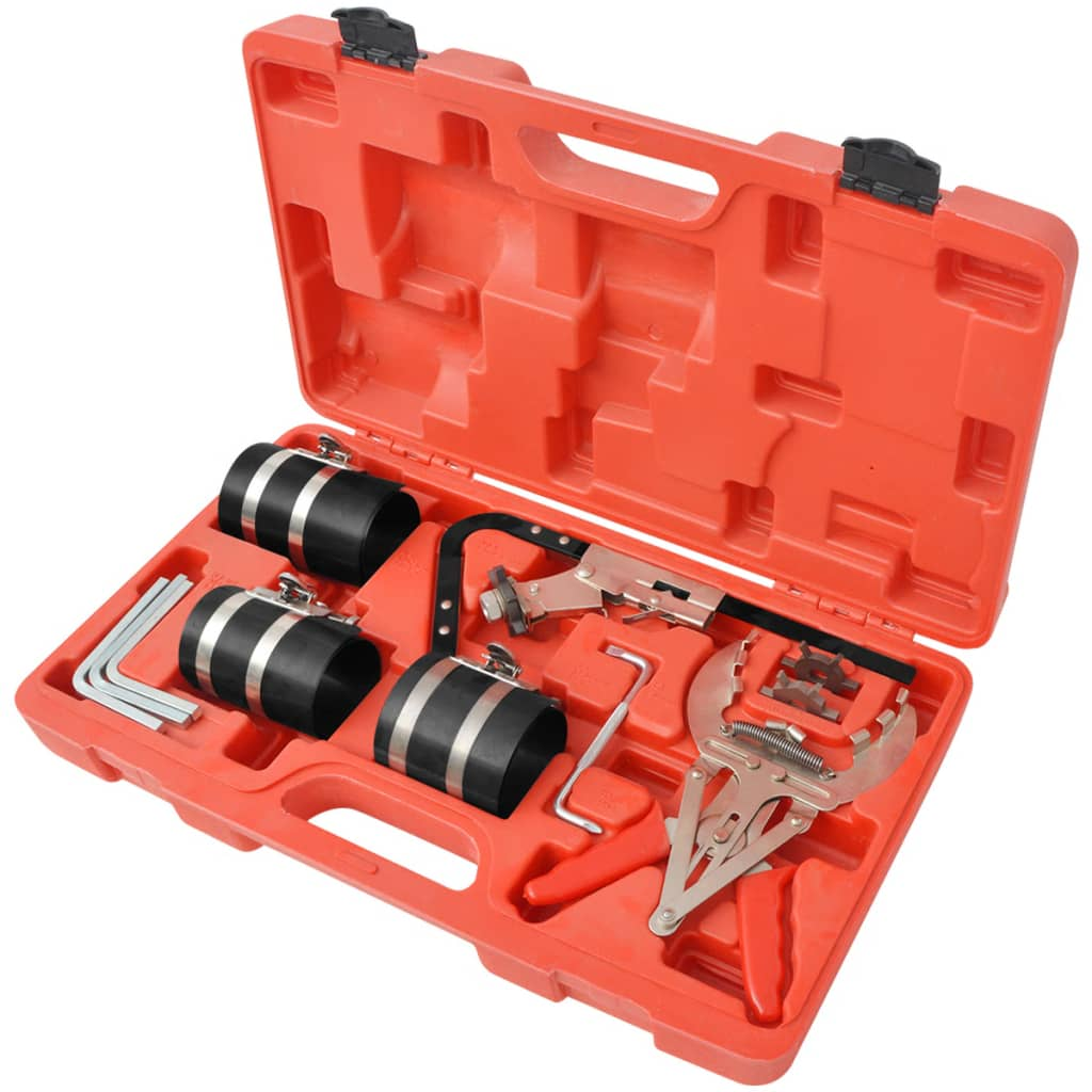99210368 11-tlg. Kolbenring Spannband Set