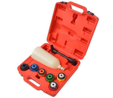 vidaXL Eight Piece Engine Oil Filler Set[1/4]
