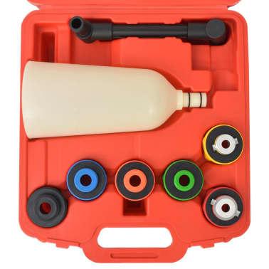 vidaXL Eight Piece Engine Oil Filler Set[3/4]