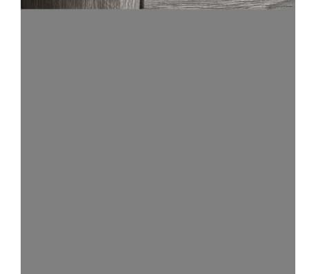 vidaXL TV Cabinet 120x40x45 cm Grey[4/5]