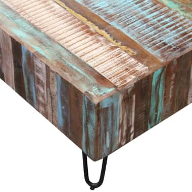 "vidaXL Coffee Table Solid Reclaimed Wood 39.4""x19.7""x15""[7/8]"