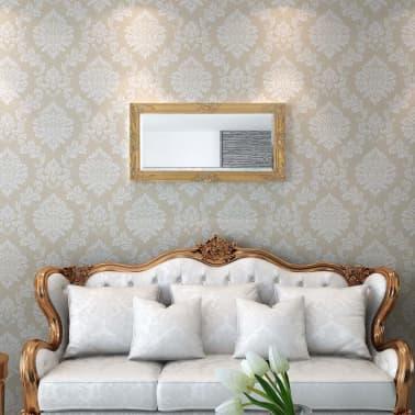 "vidaXL Wall Mirror Baroque Style 39.4""x19.7"" Gold[2/9]"