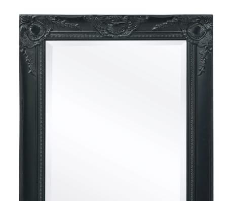 vidaXL Wandspiegel Barok 120 x 60 cm zwart[7/9]