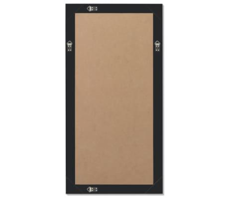 vidaXL Wandspiegel Barok 120 x 60 cm zwart[8/9]