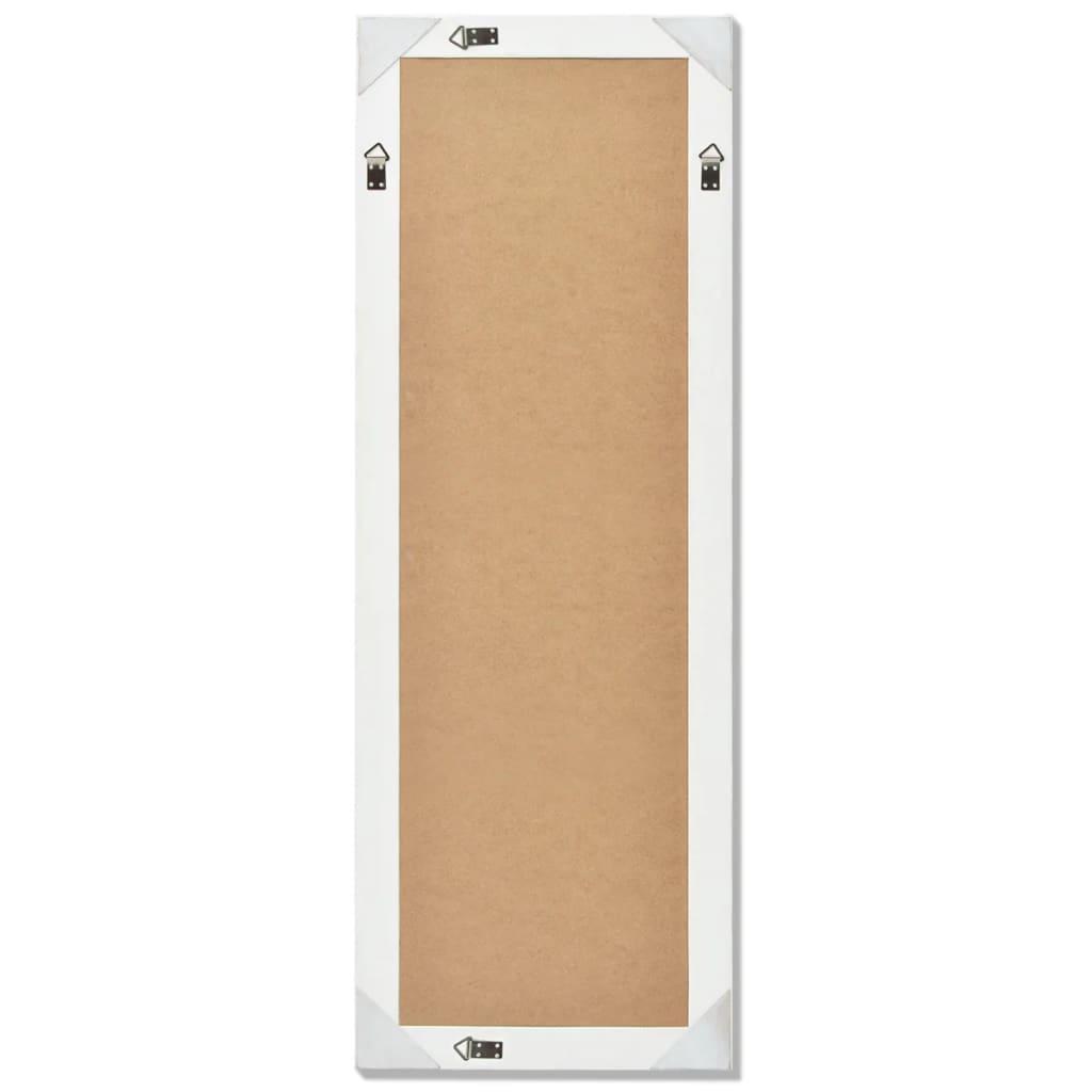 8718475525691 g en hd 7 - vidaXL Espejo de Pared Estilo Barroco 140x50 cm Blanco Espejo de Armario Retro