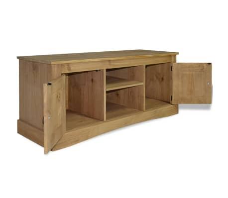 "vidaXL TV Cabinet Mexican Pine Corona Range 47.2""x15.7""x20.5""[3/5]"