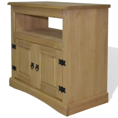 vidaXL Tv-meubel Mexicaans grenenhout Corona-stijl 80x43x78 cm[1/7]