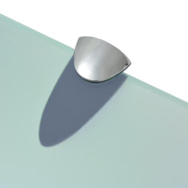 vidaXL lebegő polc üveg 80x10 cm 8 mm[4/4]