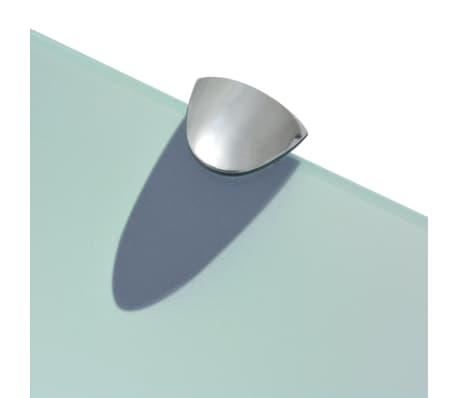 vidaXL Pakabinama lentyna, stiklas, 100x10 cm, 8 mm[4/4]