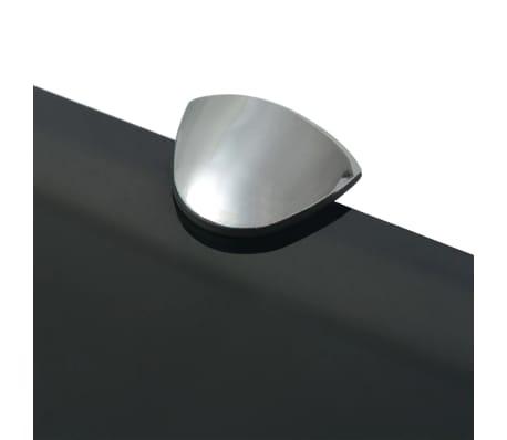 vidaXL Mensola Galleggiante in Vetro 50x10 cm 8 mm[4/4]