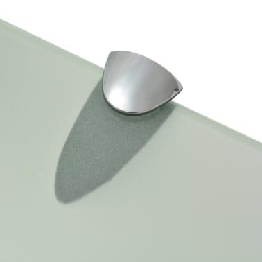 vidaXL Pakabinama lentyna, stiklas, 70x10 cm, 8 mm[4/4]