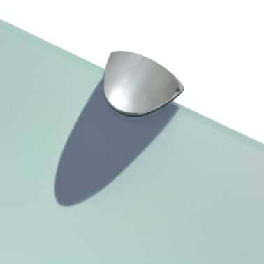 vidaXL Pakabinama lentyna, stiklas, 70x20 cm, 8 mm[4/4]