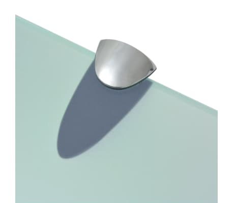 vidaXL Pakabinama lentyna, stiklas, 80x20 cm, 8 mm[4/4]