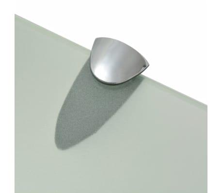 vidaXL Pakabinama lentyna, stiklas, 60x20 cm, 8 mm[4/4]
