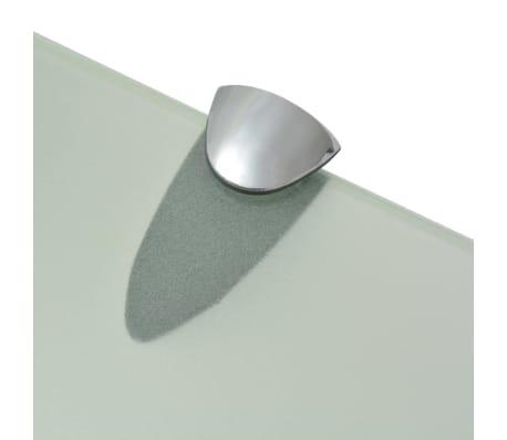 vidaXL Pakabinama lentyna, stiklas, 90x20 cm, 8 mm[4/4]