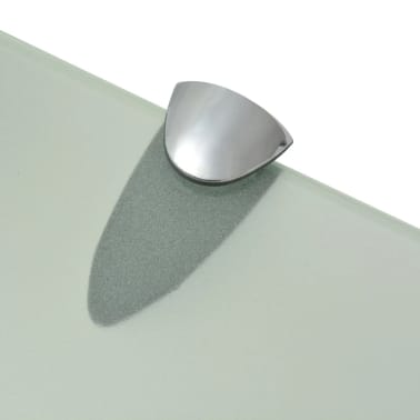 vidaXL Pakabinama lentyna, stiklas, 100x20 cm, 8 mm[4/4]