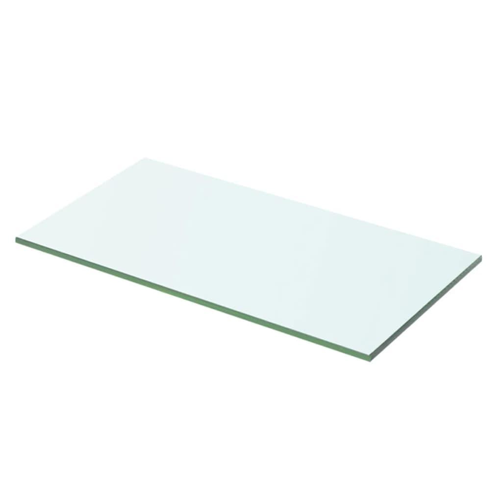 Policová deska sklo čiré 50x20 cm