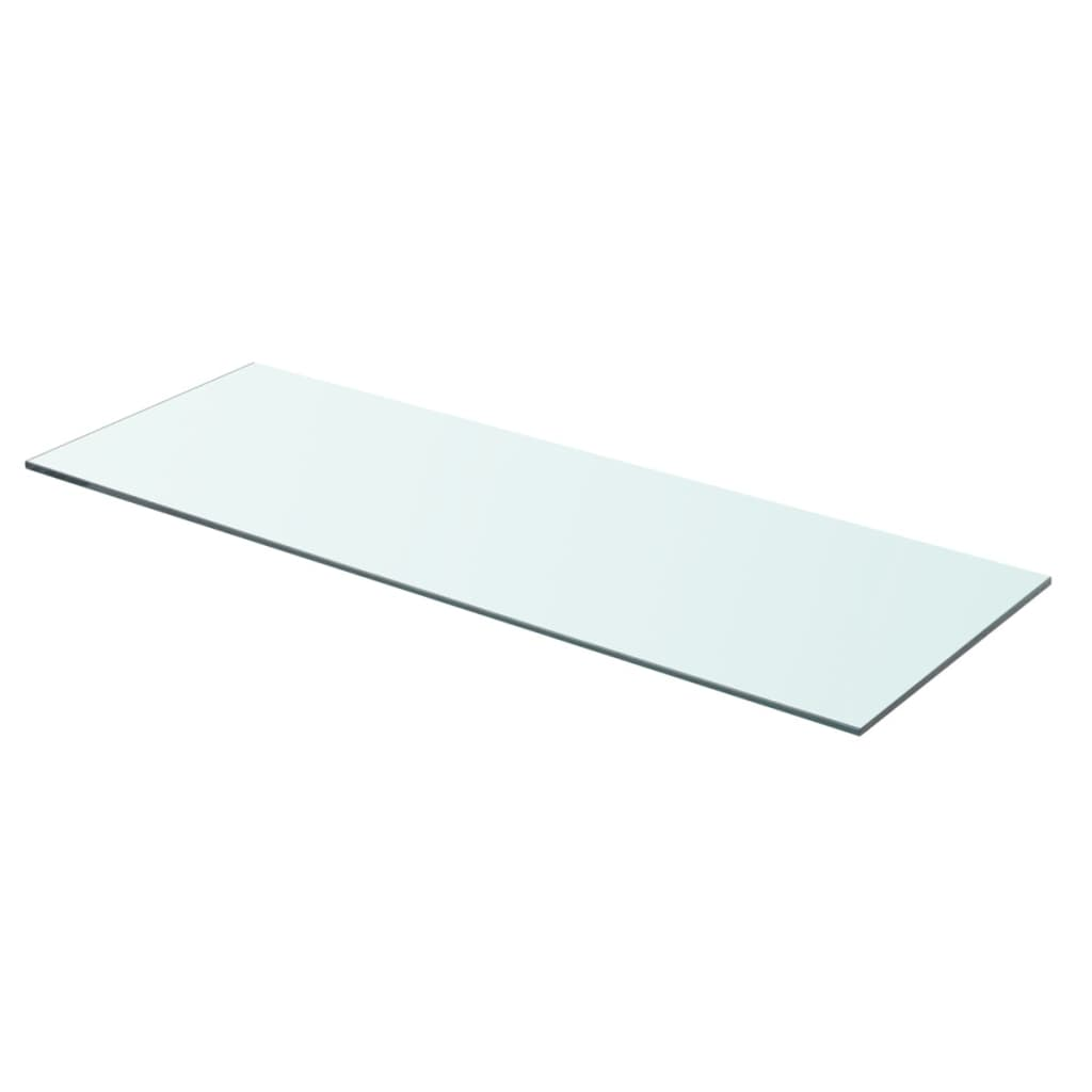 99243830 Regalboden Glas Transparent 70 cm x 25 cm